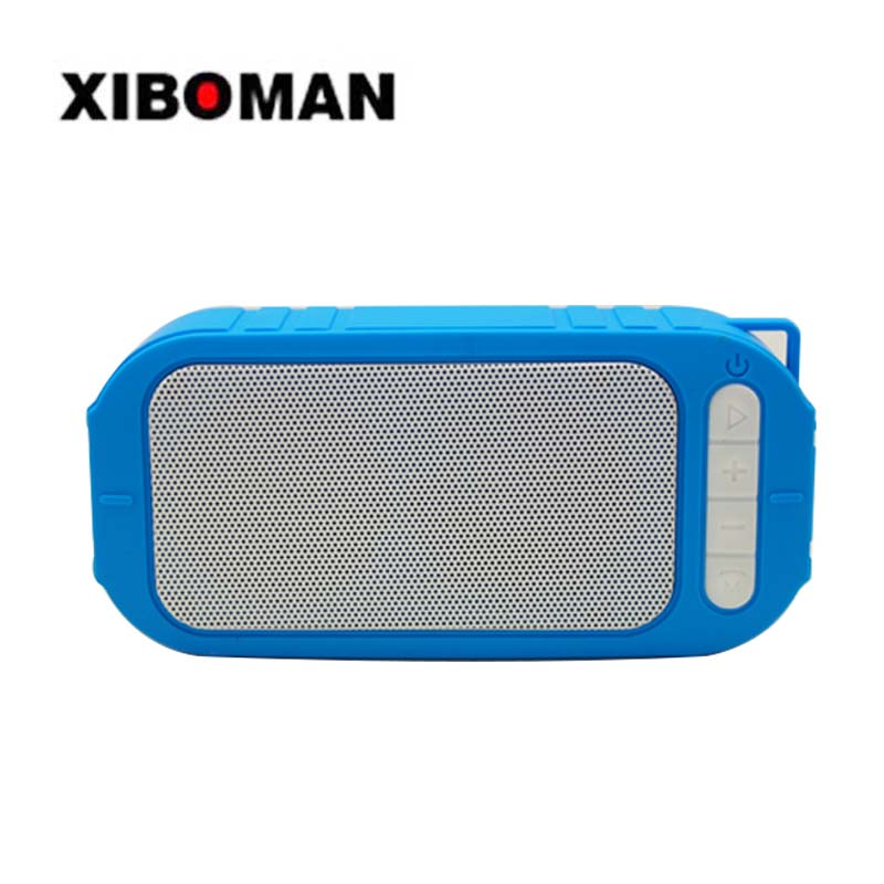 TF card bluetooth speaker